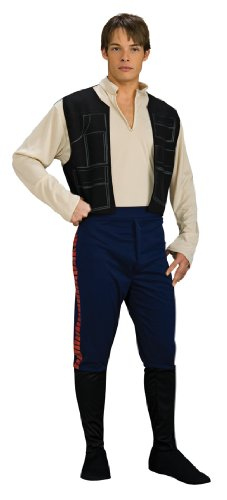 Rubie's Star Wars Han Solo, Multicolored, X-Large]()