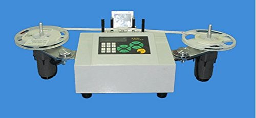 Boshi Electronic Instrument YH-890 220V/110V Automatic SMD Parts Counter Components Counting Machine WIth High-speed, Precision, Zero Error,