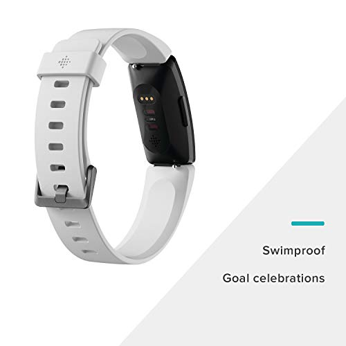 Fitbit Inspire HR Heart Rate & Fitness Tracker, One Size (S & L bands included), 1 Count by Fitbit (Image #2)