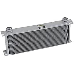 Earl\'s 41600ERL 16 Row Oil Cooler Core Grey