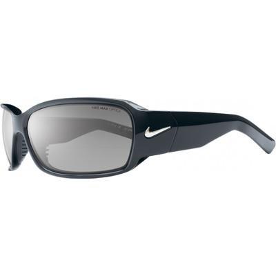 Nike Ignite Sunglasses (Gloss Black Frame, Grey Lens)
