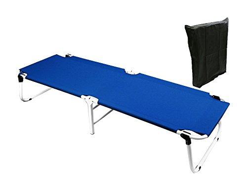 Magshion-Portable-Military-Fold-Up-Camping-Bed-Cot-Free-Storage-Bag-5-Colors