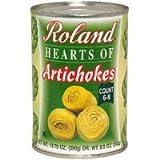 Artichoke Hearts 13.75 Ounces (Case of 12)