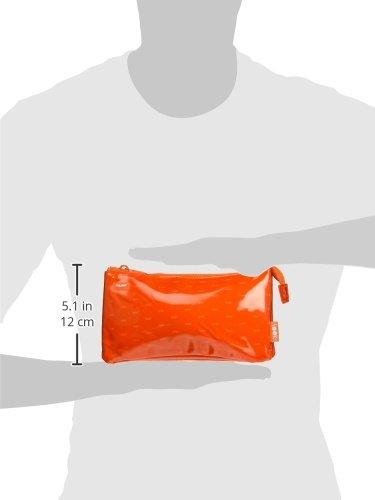 22 cm Milan Look 2 Estuches Naranja