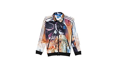 Adidas Junior Star Wars Archive Firebird Track Jacket Large