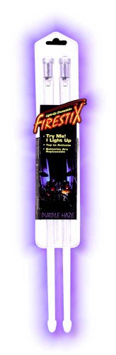 Music Treasures Co. Light-Up Drumsticks / Purple Haze Light