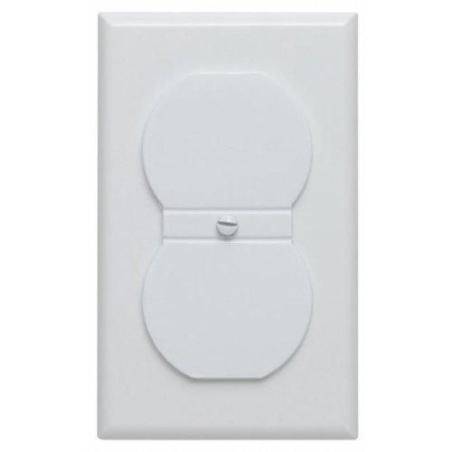 Efi Plate - EFI 3530.381 Air - Tite Wall Plate Outlet44; White