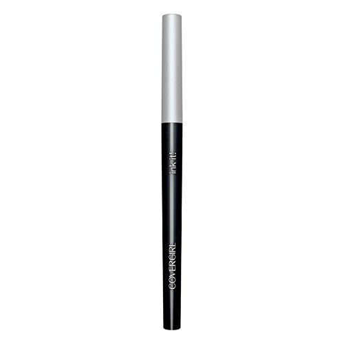 CoverGirl 255 Ink It by Perfect Point Plus Eyeliner, Silver