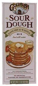 Goldrush Sourdough Pancake / Waffle Mix (Sourdough Pancakes)