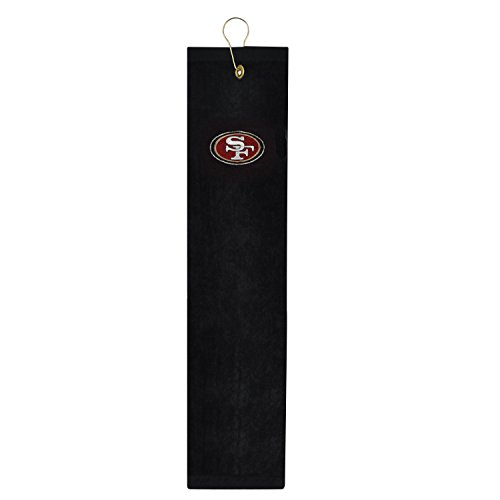 49ers Embroidered Towel - 4