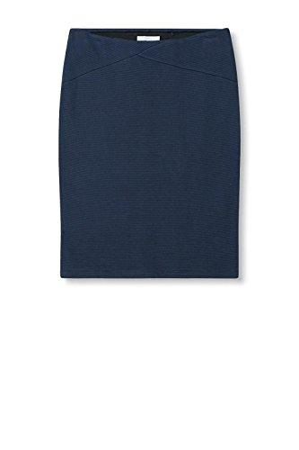Femme Navy Jupe by Bleu Esprit edc axwztg1c