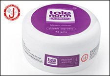 Tolenorm Ointment 75gms Vitiligo & Hypo-pigmentory Disorders by JRK Siddha