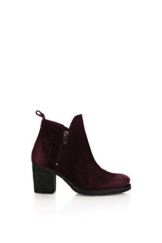 Boots Boots Salsa Pink With With Salsa Zipper TqCHWEanpc