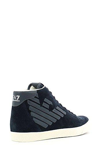Ea7 emporio armani 278039 CC299 Zapatos Hombre Azul 38-2