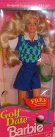 (Golf Date Barbie; Target)