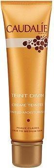 Caudalie Teint Divin Tinted Moisturizer-Medium to Dark Skin-1 oz