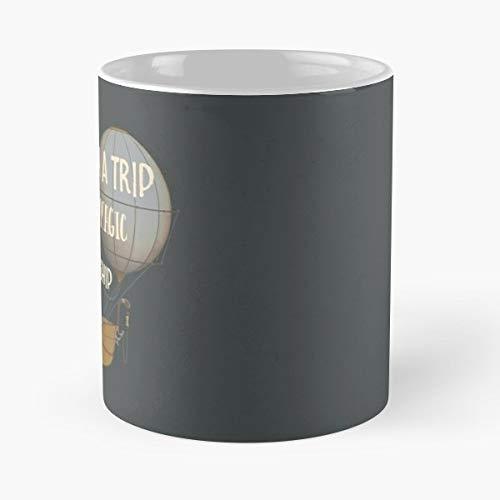 Rock Folk Song Text - Ceramic Novelty Mugs 11 Oz, Funny Gift (To Make Me Feel Your Love Bob Dylan)