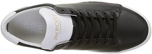 Jim Rickey Herren Club Sneaker Noir (JRS16101B)