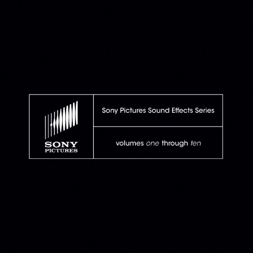 Sony Pictures Sound Effects Series Volumes 1-10 [Download] by Sony