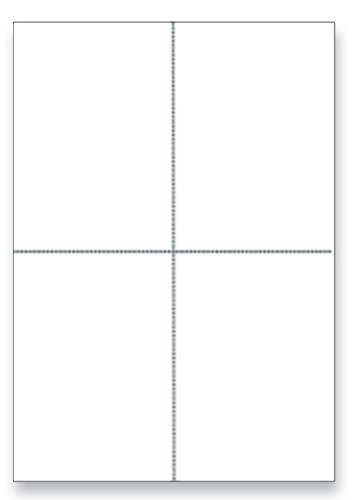Amazon W 2 And 1099 R Forms Blank Paper 4 Up Version No