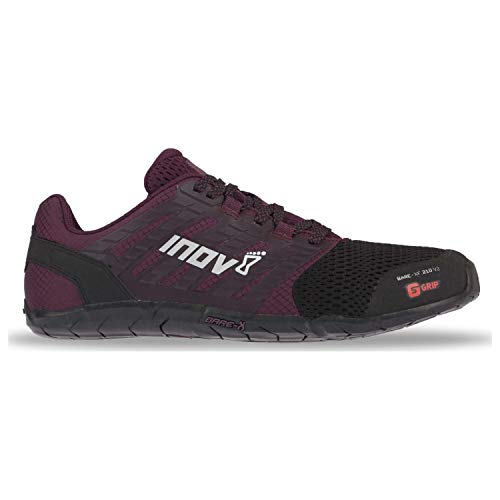(Inov-8 Womens Bare-XF 210 V2 - Barefoot Minimalist Cross Training Shoes - Zero Drop - Wide Toe Box - Versatile Shoe for Powerlifting & Gym - Calisthenics & Martial Arts)