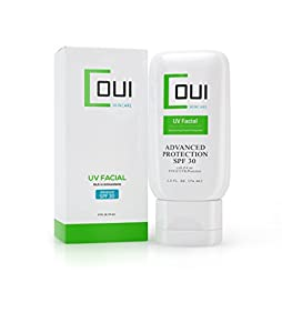 SUNSCREEN LOTION SPF 30 UV Protection For Face and Body - Easily Absorbed, Makeup Friendly, Non-Greasy Formula - Premium Facial Skincare to Protect Your Skin