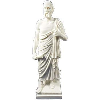 Amazon.com  Estia Creations Socrates Sculpture Ancient Greek ... eb1a2629c8851
