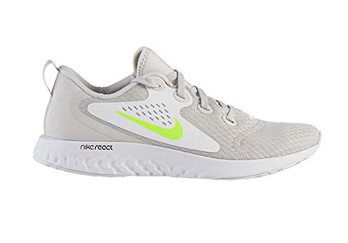 Vast Volt de Fitness WMNS Nike White Multicolore React 071 Grey Femme Legend Chaussures vn8v1RWCq