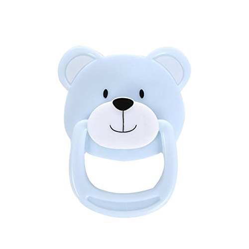 JonerytimeBaby Toy1PC New Dummy Pacifier for Reborn Baby Dolls with Internal Magnetic Accessorie (Blue) ()