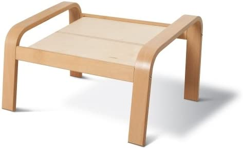 Ikea Poang Footstool Frame Only Frame