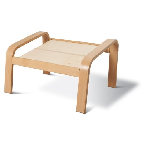 Ikea Poang Footstool Frame (Only Frame, No (Wood Frame Footstool)