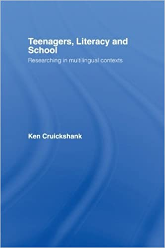 Book Teenagers, Literacy and School: Researching in Multilingual Contexts by Cruickshank Ken (2012-10-21)