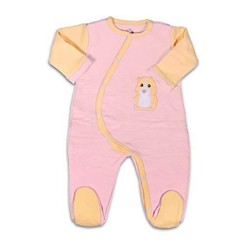 Mama Ocllo - Bebé orgánico del algodón pijama para 100% Pima cepillado - 100% nacimiento blanco blanc/bleu glacial Talla:0 a 3 meses: Amazon.es: Bebé
