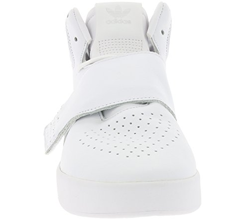 adidas Tubular Invader Strap - Zapatillas Unisex adulto blanco