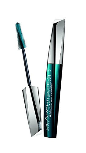 L 'Oreal False Lash Architect 4d Effect Waterproof Mascara - Black 10.5ml/0.35oz Parallel import goods