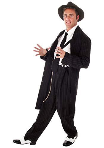 Plus Size Zoot Suit Costume 2X -