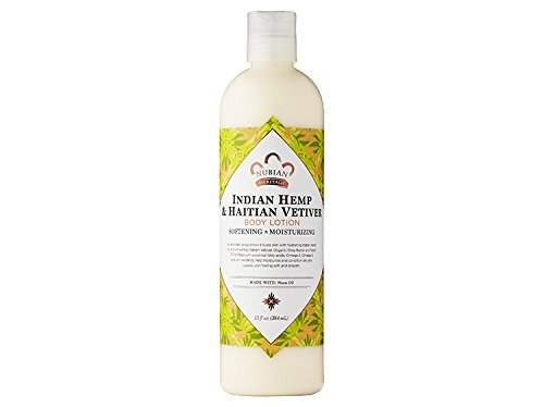 Body Lotion, Indian Hemp & Haitian Vetiver - 13oz