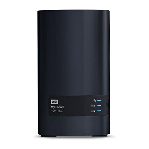 chollos oferta descuentos barato WD 28TB My Cloud EX2 Ultra Almacenamiento en red