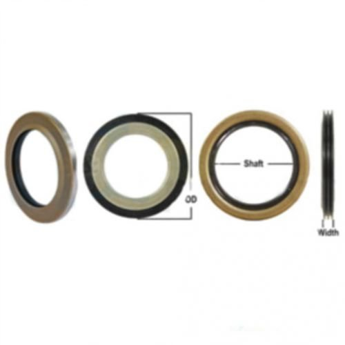 All States Ag Parts Rear Axle Shaft Outer Seal Ford 8N 8N4251B ()