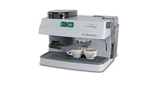 Saeco VIA Veneto Combi - Máquina de café: Amazon.es: Hogar