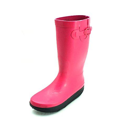 WalkMaxx en caoutchouc rosa pour Rosa femme Bottes vvZqw5xR