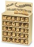 Lettre de train en bois nom personnalisé personnalisable