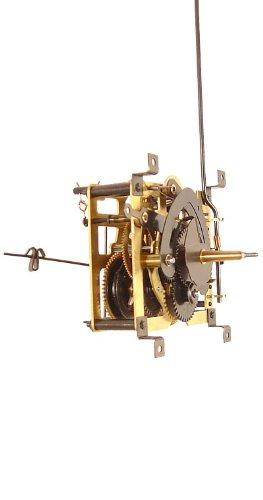 August Schwer Movement Regula 25, Pendulum Length 19.1 cm