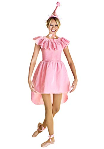 Ballerina Costumes For Adults (Adult Munchkin Ballerina Costume Large)
