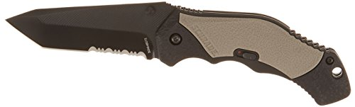 Schrade SCHA4BGTS M.A.G.I.C. Assisted Opening Liner Lock Partially Serrated Folding Knife