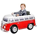 Volkswagen Bus Ride On 6V Ride On Power Wheels