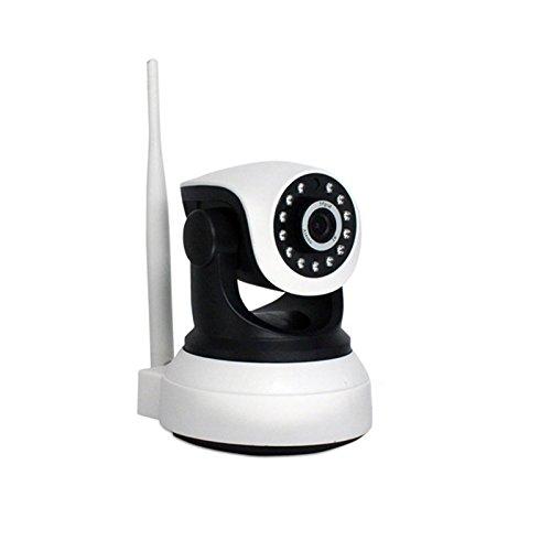 Haus Ip Security Camera System Surveillance Überwachungskamera , Alarm Bewegungserkennung / 1 Million Pixel Di / Bilderfassung Ip Drahtlose Kamera Versteckt Gold