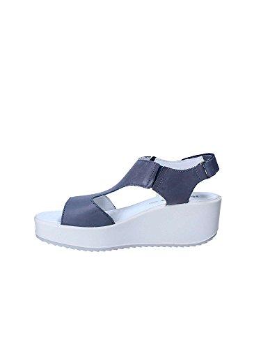Wedge Women Sandals Co 1176 36 Blue IGI wFEUI