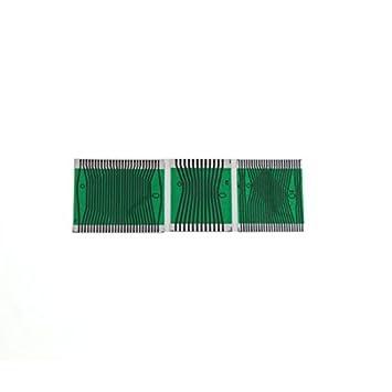 En DealMux 3 Cable de cinta 1 salpicadero Pixel reparación para Mercedes Benz W210 W202 W208: Amazon.es: Coche y moto