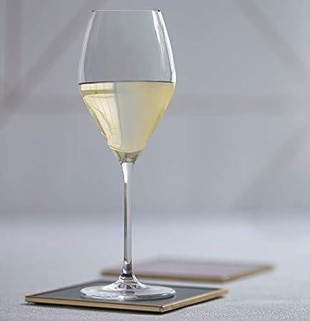 Libbey Copa de Vino Iduna 34 cl / 340 ml - Set de 6 Unidades - Diseño Elegante - Apta para el Lavavajillas